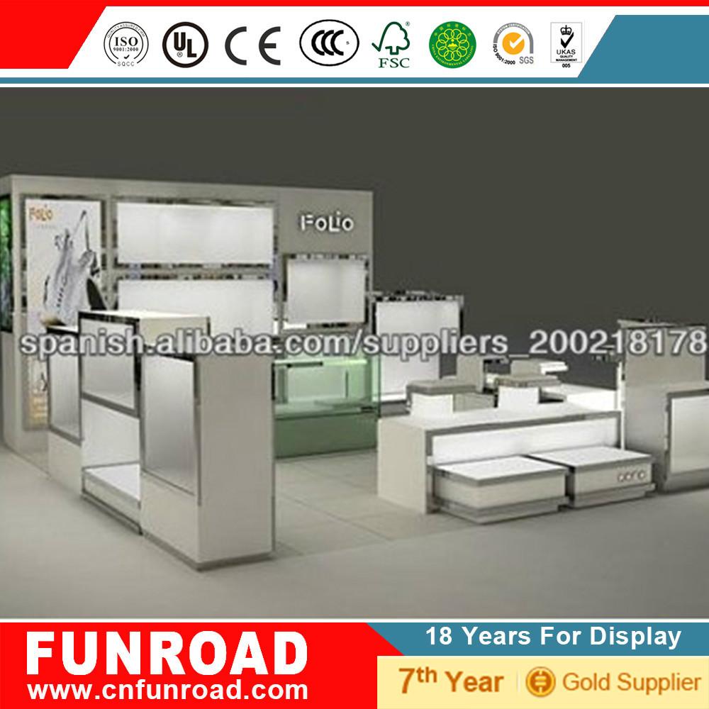 M s populares dise o de mostrador exhibidor para zapateria for Disenos de muebles de madera para zapatos