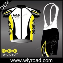 Accept sample order bike clothing clothes/bike short and jersey/complete cycling clothing