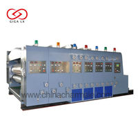 GIGA LX 308 China Shanghai carton manufacturing machines