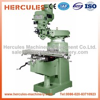 Vertical Turret ram type Milling Machine variable head (M4A-V)