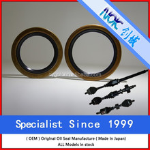 Make in Japan high quality hydraulic seals / oil seal nok for AH2504E for 90311-42033-Z