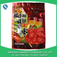 full color printed vmpet bag for snack packing