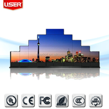 High quality CCTV security hot selling video lcd monitor loop free software