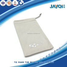 jayqi microfiber eyeglasses pouch /cell phone bag/jewel bag