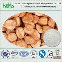 Manufactory supply Bitter Almond Extract 98% Amygdalin Powder Vitamin b 17 Powder