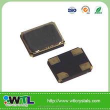 Wtl-zxpf-10591 alta calidad cristal de cuarzo 3.2 * 2.5 / 4 Crystal oscillator 27 MHz cristal