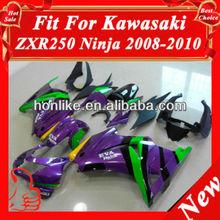 Fairings for Kawasaki Ninja 250R EX 250 2008-2011 EX250 ZX250R 08 09 10 11 Motorcycle Plastic fairing