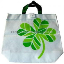 Fashion customized laminated custom non woven fabric bag
