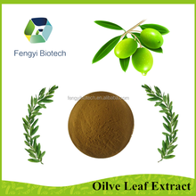 high quality water soluble bulk olive leaf extract powder