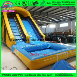 Inflatable pool slide interfab extreme water slide xs inflatable swimming pool slide for sale