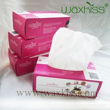 Hot sales!!non-woven draw-out type nonwoven dry facial tissue/baby tissue wipe/ nonwowoven facial wipe for beauty use