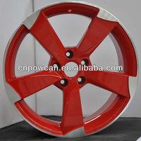 BK217 alloy wheel