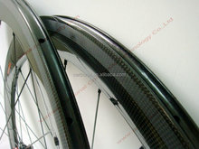50mm Clincher Carbon Road Wheels