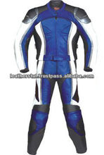 Leather Race 1 PIece Style Quality Leather Suit