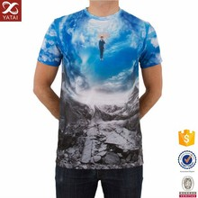High Quality 3D Sublimation T-shirt for Man