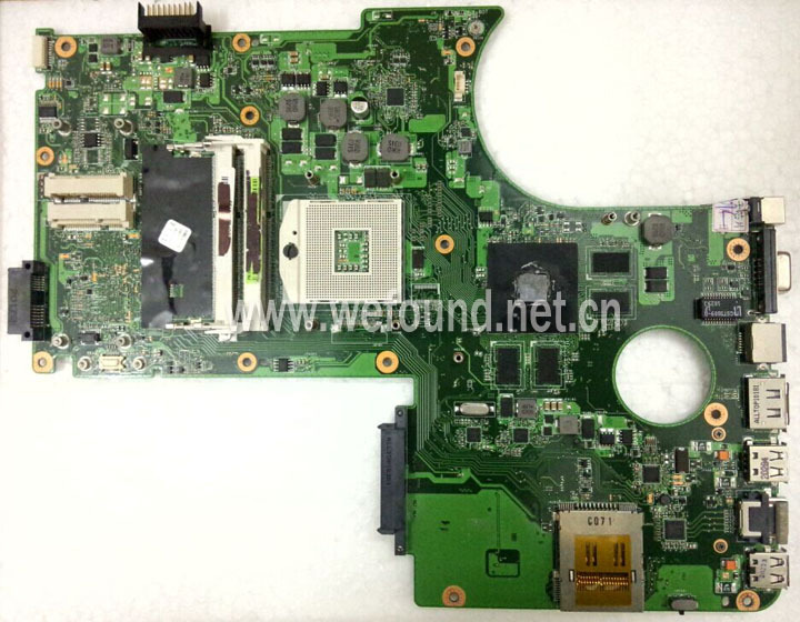 For ASUS N71JV Laptop motherboard , systerm board , mainboard
