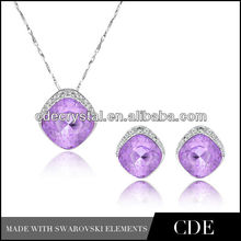 Factory Price 925 Sterling Silver Set