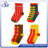 custom cotton designer american football socks shopping online