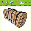 easy to fold chequered style picnic rug&mat
