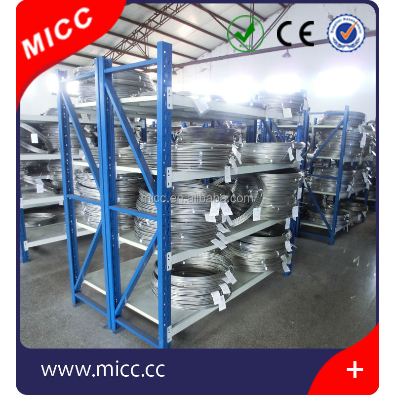 Metal Sheathed Cable Type Mi : Micc braided shield electrical wire mineral insulated mi