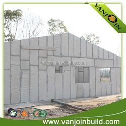 2015 new building construction materials /house build eps sandwich panel