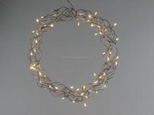 decoration wreath led christmas light