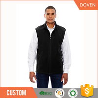 Custom good quality wholesale waterproof vest jacket