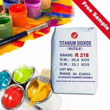 titanium dioxide rutile R218 chemical industry paint inorganic whites powder