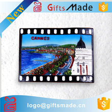 2015 new design promotional wholesale custom exquisite personalized country fridge magnet flags