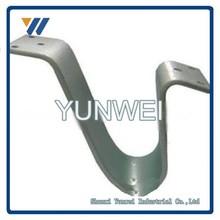 Professional Precise ISO9001 Custom design steel bending parts fabrication
