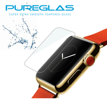 Anti-static Touch Tempered Glass Protector Screen Film for Apple watch