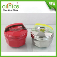 food storage container/stainless steel insulated lunch box/take away bento box for school