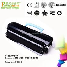 Printer Compatible Toner Cartridge for use in Lexmark E330/E340/E332/E342 (PTE330/340)