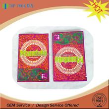 Custom Printed reclosable zipper pouch / spice potpourri bags for 10 gram , 4g , 5g , 6g ,8g