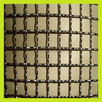 Crimped wire mesh,Industry Screen Mesh,Sieving Mesh