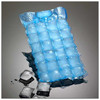 Ice bag for wine, plastic ice cube bags