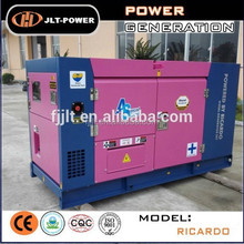13kva (10kw) Open/silent water cooled diesel generator set with Stamford alternator and low price, hight quality
