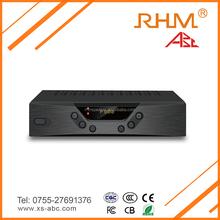 1year warranty high quanlity set top box DVB-T2 tuner