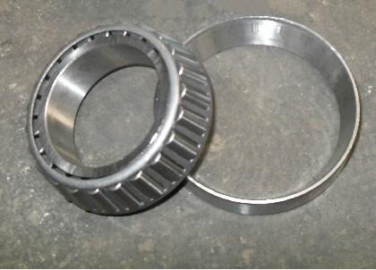 walking cover bearing 32009