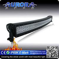 High brightness curved atv hot 50'' led off road led light bars