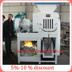HOT SALE Brown Coal briquettes making machine with CE approval