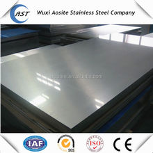 2b mirror brushed etching finishing 301stainless steel sheet with high quality