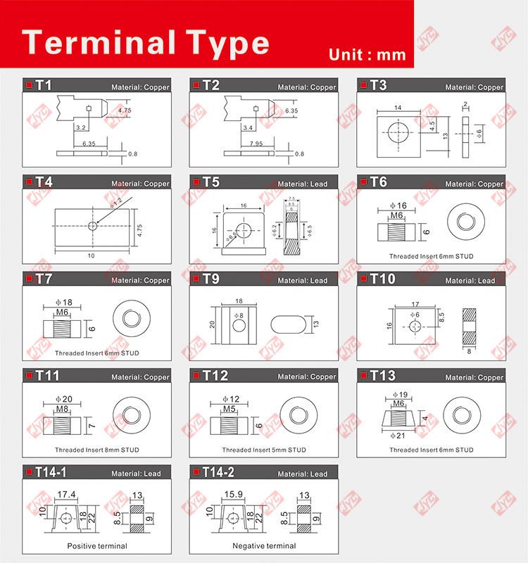 battery Terminal Type