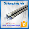 Molded stainless steel braided teflon hose virgin plan extruded ptfe pipe