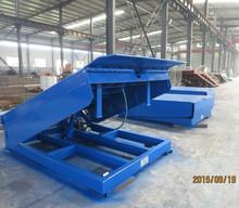Papelería rampa niveladora hidráulica / carga de rampa del muelle