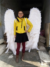 All kinds of white angel feather wings