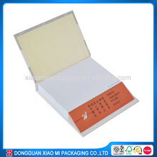 high quality custom plastic sticky notes with ballpen