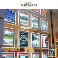 OEM LED Retailing window advertising displays