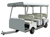 9Seater Shuttle Bus Passenger Trailer
