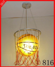 Made in China Crystal Chandeliers Pendant Light,Modern Pendant Light OEM, basketball